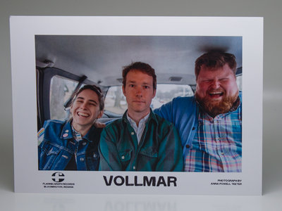 set of two Vollmar band photos + Open Window album download main photo