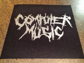 Computer Music patch photo
