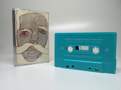 Distro Item / Smedley Jergins & His Orchestra / Two Sugar, One Salt tape main photo