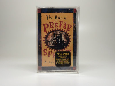 "Distro Item / ""The Best of Prefab Sprout"" tape main photo"