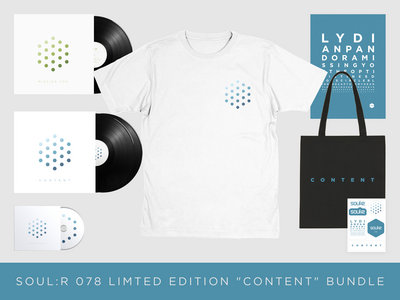 "Soul:r 078 ""Content"" Limited Edition Bundle main photo"