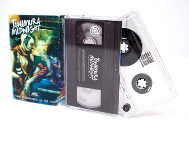 Limited Edition Casette Mock-VHS Cassette main photo