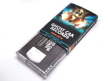 Limited Edition Mock-VHS Cassette main photo