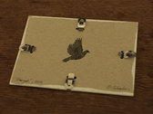 "Music Box Punch Card Fragment ""Vleurgat"" III photo"