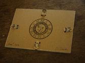"Music Box Punch Card Fragment ""Dinan"" II photo"