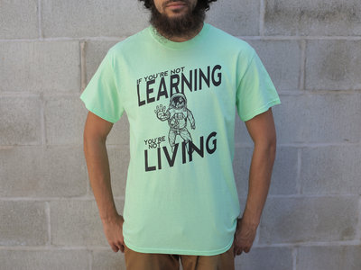 "Mint ""I Love Learning"" T-shirt main photo"