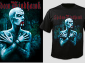 "Limited Edition ""Cremation Garden"" T-Shirt w/ Artwork by Joel Robinson photo"