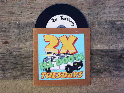2x Tuesdays CD main photo