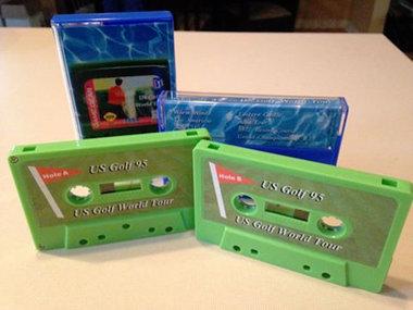 US Golf World Tour Audio Cassette main photo