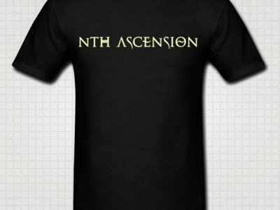 Black Unisex: Nth Logo T from Nth Ascension main photo