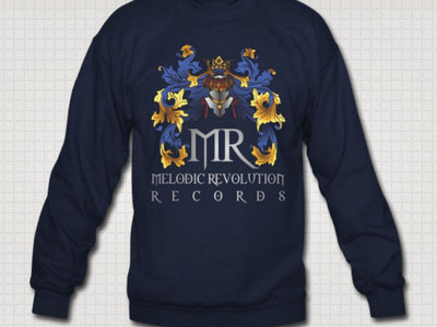 Heritage Collection Navy Blue Crewneck Sweatshirt main photo