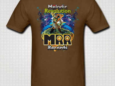 MRR Fantasy Design Brown T main photo