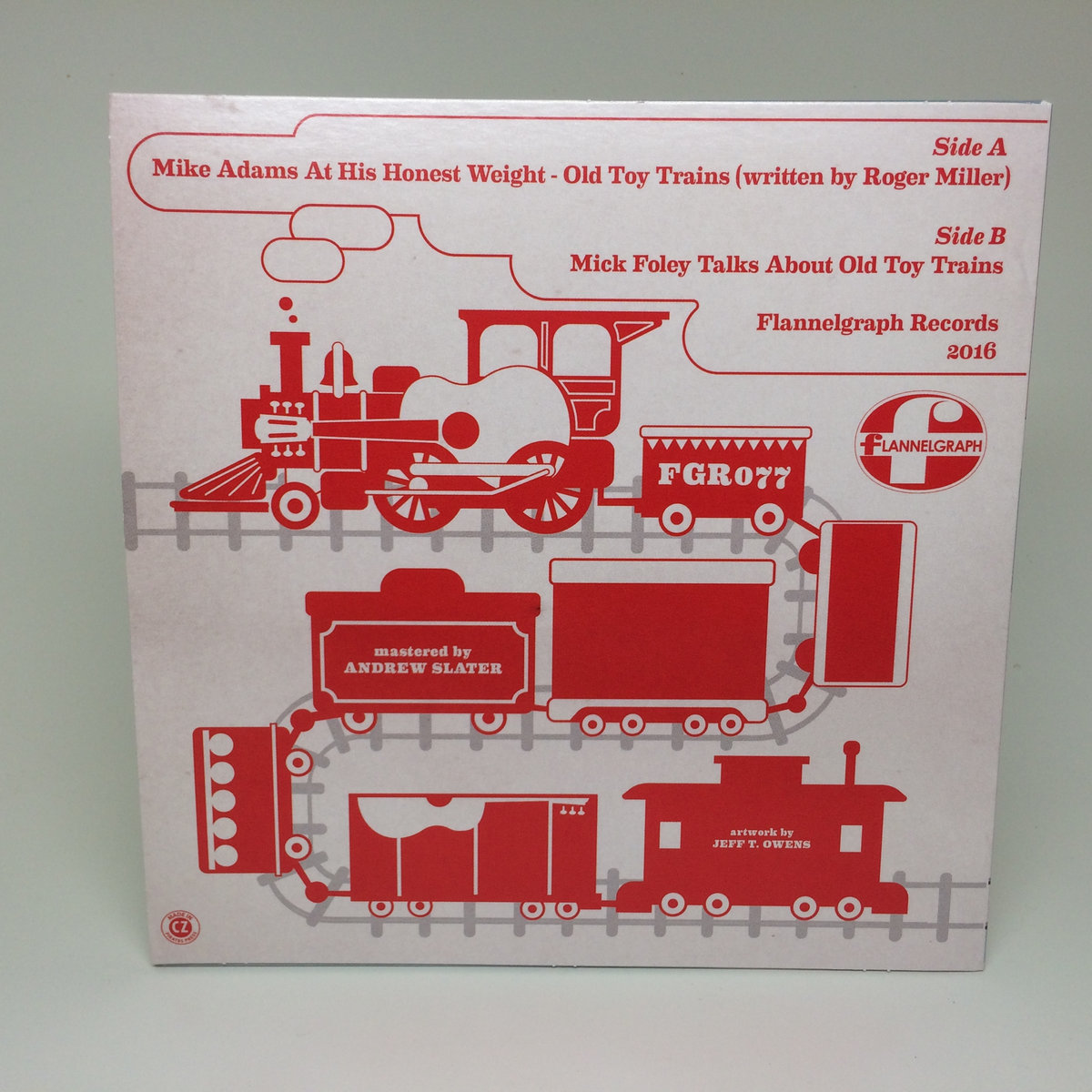 Christmas song old toy trains
