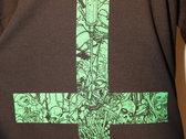 NEON CROSS COLLAGE T-Shirt photo