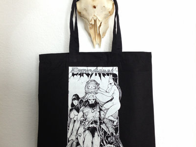 'Hunter of Light' Tote Bag main photo