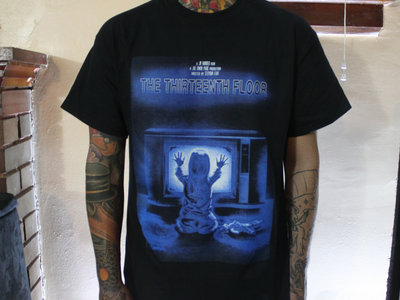 """They're Here"" T-shirt main photo"