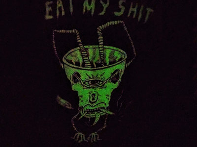 GLOW IN THE DARK t-shirt main photo