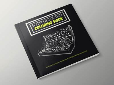 Synthesizer: Coloring Book main photo
