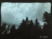 Sky Trees t-shirt (Qajaq) photo