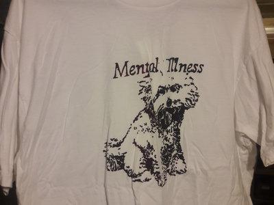 Mental Illness Poodle T-shirt main photo