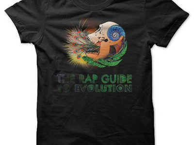 Rap Guide to Evolution – Women's T-Shirt main photo