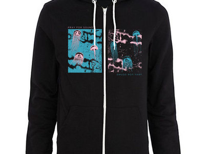 Jellyfish Zip-Up Hoodie main photo