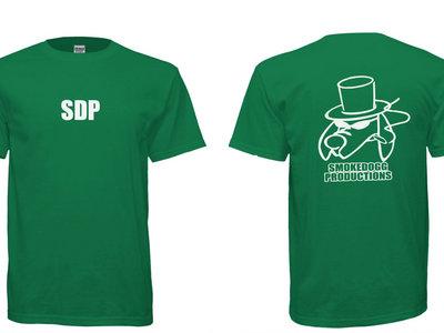 SmokeDogg Productions T-Shirt main photo