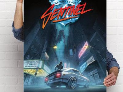 "Sentinel Movie Poster 24"" x 36"" main photo"
