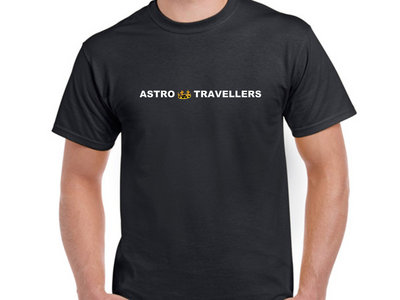 Astro Travellers Crown T-Shirt main photo