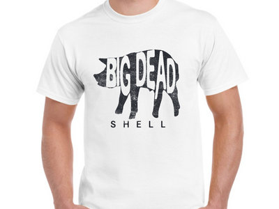 Big Dead Shell Logo Tee main photo