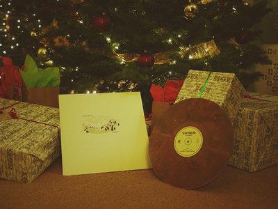 "Eye for an Eiger Tee + 12"" Vinyl + Compact Disc main photo"