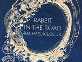 Rabbit in the Road T-shirt photo