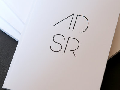 ADSR Blog / Volume 1 / Book main photo