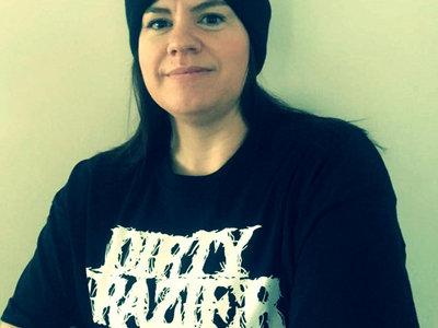 Dirty Frazier Logo T-Shirt w/ Back Logo main photo