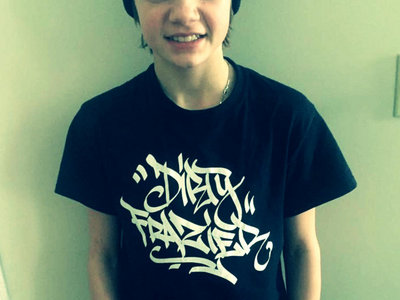 Dirty Frazier Graffiti Logo T-Shirt main photo