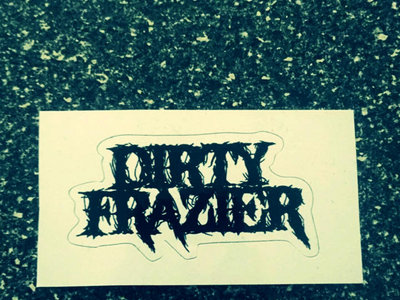 Dirty Frazier Logo Slap Back main photo