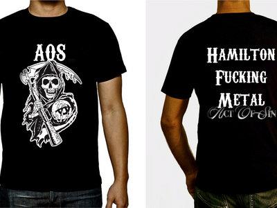 Fucking Metal T-Shirt main photo