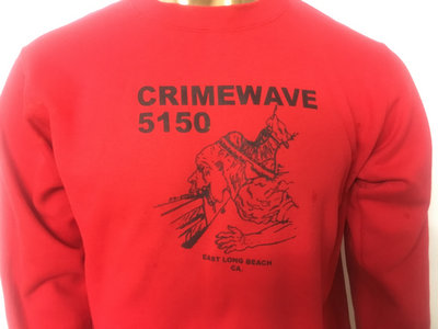 Curb Stomp Crew Neck Sweater main photo