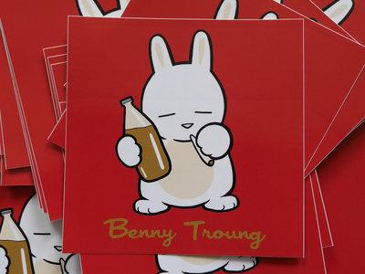 Logo Sticker main photo