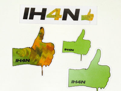 IH4N Sticker pack main photo