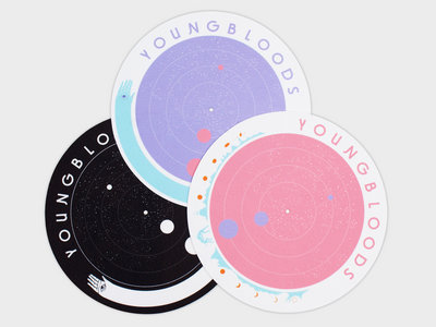 Youngbloods Orbit Slipmats main photo