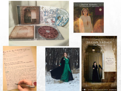 Complete Celtic World! Exclusive Jillian LaDage Music & Print Package main photo