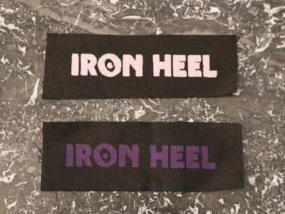 Iron Heel Logo Patch main photo
