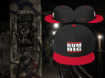 "RUM DIG ""EMBROIDERED CAP"" main photo"