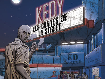 Kedy - Les contes de la street (CD Album) main photo