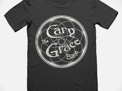 Glow-in-the-Dark Cary Grace Band T-shirt main photo