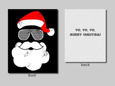'Cool Santa' Cards (12 pk) main photo