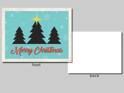 'Vintage Christmas' Cards (12 pk) main photo
