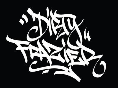Dirty Frazier Graffiti Logo Slapback main photo