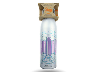 Silver Dopapod Water Bottle main photo
